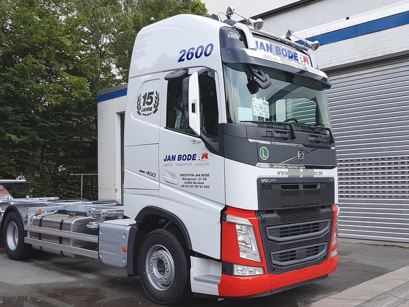 Big bode jan volvo fh bdf 7